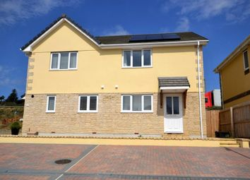Thumbnail 3 bedroom semi-detached house to rent in Piran Close, St. Anns Chapel, Gunnislake, Cornwall
