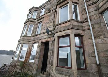 Thumbnail 1 bed flat for sale in Castle Gardens, Gourock, Renfrewshire