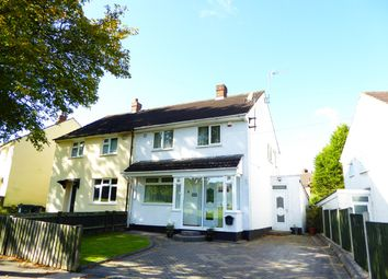 Thumbnail 3 bed semi-detached house for sale in Offmoor Road, Birmingham