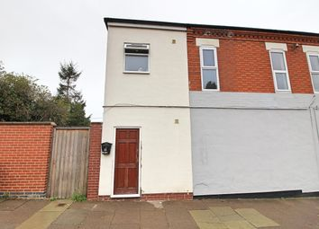 Thumbnail 2 bed flat to rent in Compton Road, Leicester