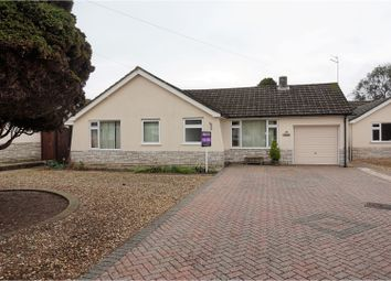 Thumbnail 3 bed detached bungalow for sale in Carbery Gardens, Bournemouth