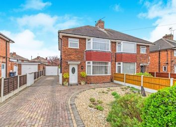 Thumbnail 3 bedroom semi-detached house for sale in Sunnyhill Avenue, Derby, Derbyshire