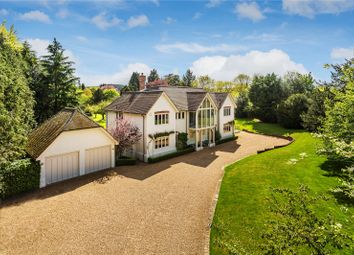 Thumbnail 6 bed detached house for sale in Farley Green, Albury, Guildford, Surrey