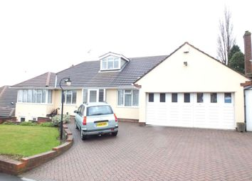 Thumbnail 1 bed bungalow to rent in Conchor Road, Sutton Coldfield, West Midlands