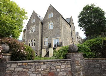 Thumbnail 2 bed flat for sale in Bellevue Road, Clevedon
