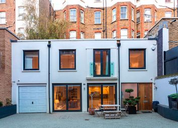 Thumbnail 3 bed detached house for sale in Abingdon Road, London