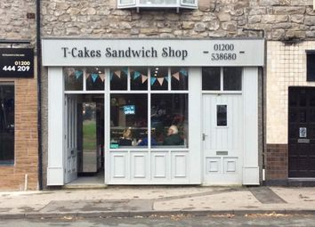 Thumbnail Retail premises for sale in Clitheroe BB7, UK