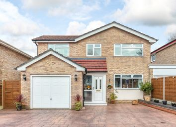 Thumbnail 4 bed link-detached house for sale in Westerham Close, Macclesfield, Cheshire East
