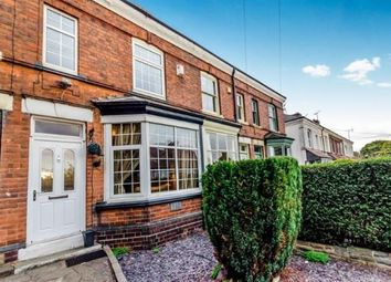 Thumbnail 3 bed terraced house for sale in Follyhouse Lane, Walsall, West Midlands