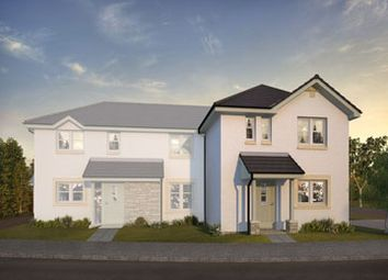 Thumbnail 3 bed semi-detached house for sale in The Gilroy, Ostlers Way, Kirkcaldy, Fife