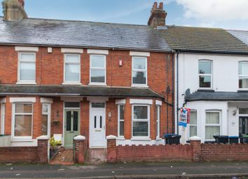 Thumbnail 2 bed terraced house for sale in Hastings Avenue, Margate