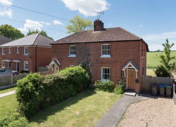 The Street, Adisham, Canterbury, Kent CT3. 3 bed semi-detached house