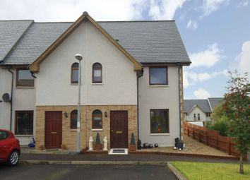 Thumbnail 2 bed end terrace house for sale in Inshes Mews, Inverness, Highland