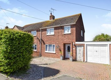 Thumbnail 3 bed semi-detached house for sale in Colchester Road, Manningtree