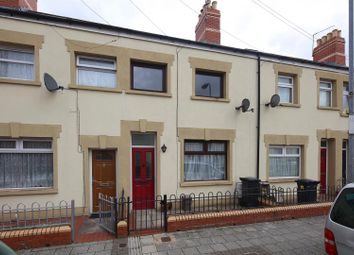 Thumbnail 3 bedroom property for sale in Allerton Street, Grangetown, Cardiff