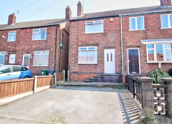 Thumbnail 2 bed end terrace house for sale in Oaklands Avenue, Heanor, Derbyshire