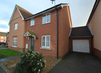 Thumbnail 4 bed semi-detached house for sale in Fresher Mews, Norwich
