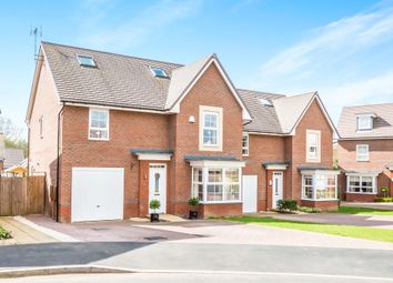 Thumbnail 4 bed detached house for sale in Gladstone Place, Blakedown, Kidderminster
