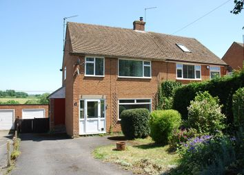Thumbnail 3 bed semi-detached house for sale in Heyford Road, Steeple Aston, Bicester
