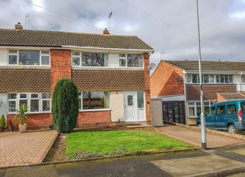 Thumbnail 3 bed semi-detached house for sale in Winslow Drive, Wigston