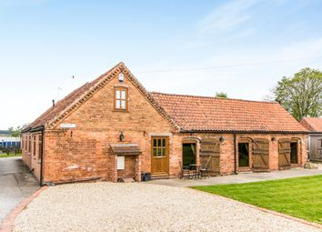 Thumbnail 4 bed barn conversion for sale in Main Street, Kirton, Newark