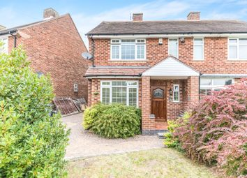 Thumbnail 2 bed semi-detached house for sale in Redlands Road, Solihull