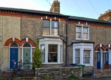 Thumbnail 2 bed terraced house for sale in Abbey Road, Cambridge
