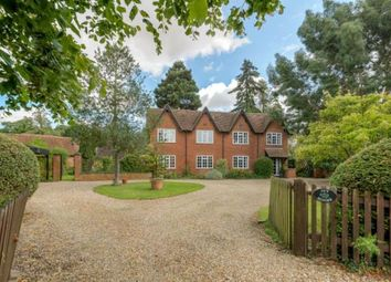 Thumbnail 6 bed detached house for sale in High Street, North Crawley, Newport Pagnell, Buckinghamshire