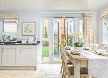 Thumbnail 4 bed semi-detached house for sale in Blackberry Park; Park Lane, Coalpit Heath, Gloucestershire