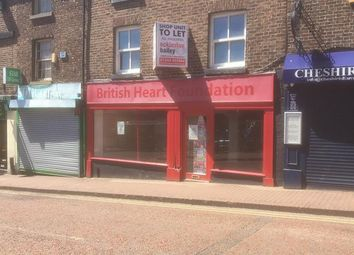 Thumbnail Retail premises to let in 71-73 Mill Street, Macclesfield, Cheshire