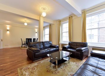 Thumbnail 3 bed flat for sale in Bryanston Court, George Street, London