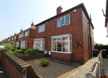 Thumbnail 2 bedroom semi-detached house for sale in Avondale Road, Town Moor, Doncaster