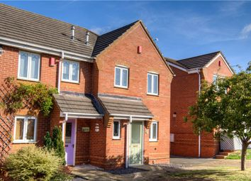 Thumbnail 3 bed end terrace house for sale in Jack Cade Way, Warwick Gates, Warwick, Warwickshire