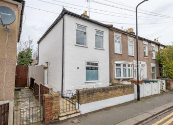 Thumbnail 2 bed end terrace house for sale in Mayfield Road, London