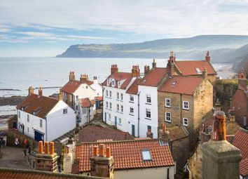Thumbnail 3 bedroom detached house for sale in Covet Hill, Robin Hoods Bay, Whitby, North Yorkshire