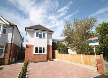 Thumbnail 3 bedroom detached house to rent in Palmer Road, Oakdale, Poole
