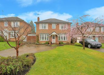 Thumbnail 5 bed detached house for sale in Burton Close, Wheathampstead, St. Albans