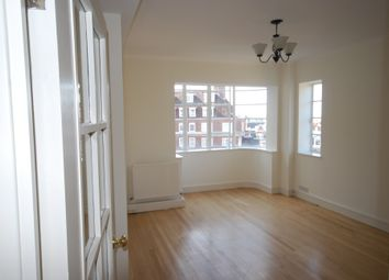 Thumbnail 3 bed flat to rent in Vicarage Gate, London