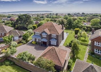 Thumbnail 5 bedroom detached house for sale in Church Hill, Milford On Sea, Lymington, Hampshire