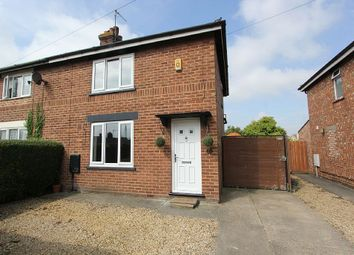 Thumbnail 2 bed semi-detached house for sale in 24, Edward Road, Spalding, Lincolnshire