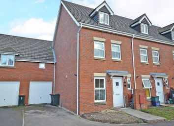 Thumbnail 3 bed terraced house to rent in Brigantine Way, St. Brides Wentlooge, Newport