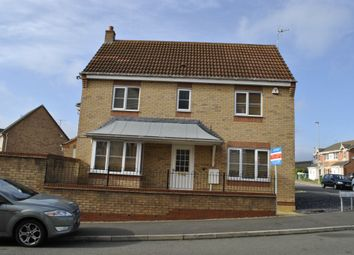 Thumbnail 3 bed detached house to rent in Slade Close, Thorpe Astley, Braunstone