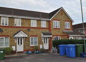 Thumbnail 2 bed terraced house to rent in Eldergrove, Farnborough
