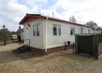Thumbnail 1 bed mobile/park home for sale in Station Road, Heacham, King's Lynn