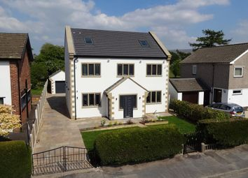 Thumbnail 4 bed detached house for sale in Lancaster Drive, Clitheroe