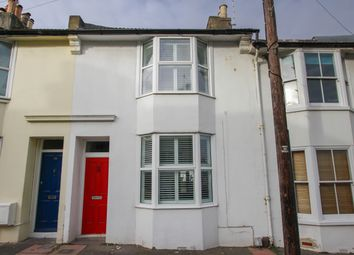 Thumbnail 3 bed terraced house for sale in Lincoln Street, Brighton