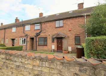Thumbnail 3 bed terraced house for sale in School Lane, Canwick, Lincoln