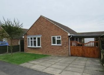 Thumbnail 2 bed bungalow for sale in Robin Crescent, Melton Mowbray