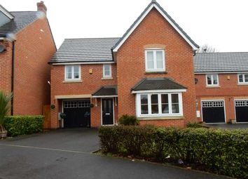 Thumbnail 4 bed detached house for sale in Peartree Crescent, Newton-Le-Willows