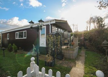 Thumbnail 1 bed mobile/park home for sale in Main Drive, Lower Dunton Road, Dunton, Brentwood